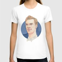 cumberbatch T-shirts featuring Cumberbatch by Megan Diño