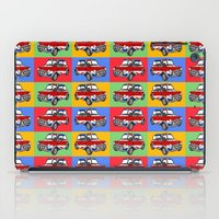 mini cooper iPad Cases featuring mini cooper by Pedro Vale