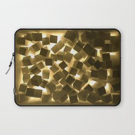 3D What Burns in Your Box? Laptop Sleeve