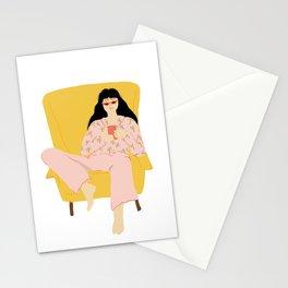Pyjama Sunday Stationery Cards