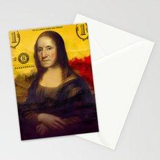 Bitch Better Have My Money Stationery Cards