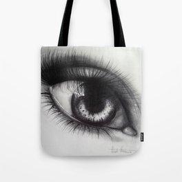 Eye Sketch 1  Tote Bag