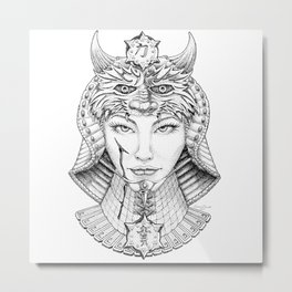 Power, Blood and Honor Metal Print