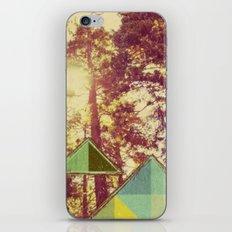 Campsite iPhone & iPod Skin