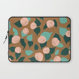 Apricot Rose Orchard delight Laptop Sleeve