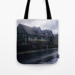 England Art Print * Vintage Photo * 1950's * Shakespeare * Home * Kodachrome * European * Color Tote Bag