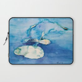 Lilly pond Laptop Sleeve