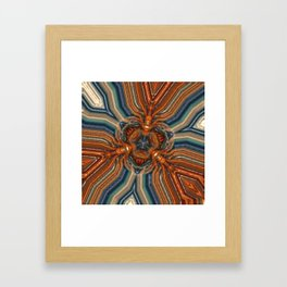 The Concourse Framed Art Print