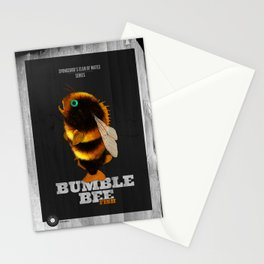 Bumblebee Fish Stationery Cards