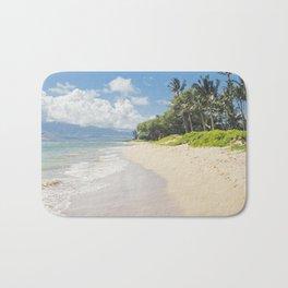 Kawililipoa Beach Kihei Maui Hawaii Bath Mat