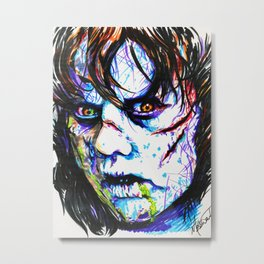 Regan Metal Print