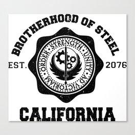 Brotherhood of Steel - Fallout Canvas Print