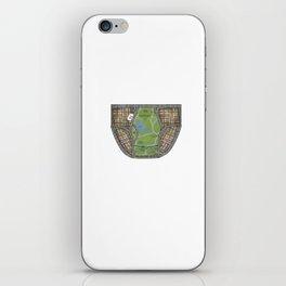 UNDERWEAR LOVE: NY UNDIES iPhone Skin