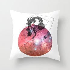 We are All Made of Stardust #2 Throw Pillow