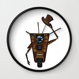 Claptrap Jakobs Wall Clock