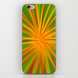 Color Explosion iPhone Skin