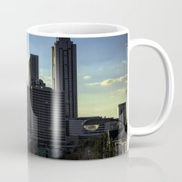 Evening Skyline of Atlanta Coffee Mug