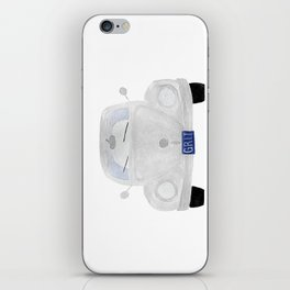Grit Watercolor Bug Series iPhone Skin