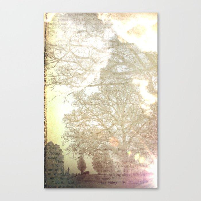 The Pickup Canvas Print