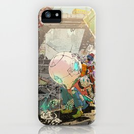 Not Alone iPhone Case