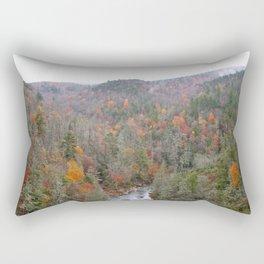 Fall Forest, Horizontal Rectangular Pillow
