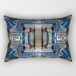 X-CHIP SERIES 02 Rectangular Pillow