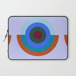 Solaris Blue  #homedecor #midcenturymodern #midcentury Laptop Sleeve