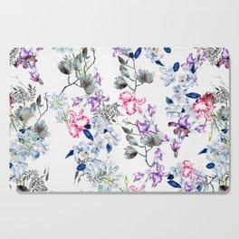 Summer Garden Cutting Board