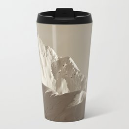 Alaskan Mts. - Mono I Travel Mug