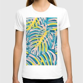 I'm lost in a world of my mind but I'm sure I'll find myself soon #painting T-shirt
