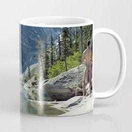 Emerald Green Alpine Lake Coffee Mug