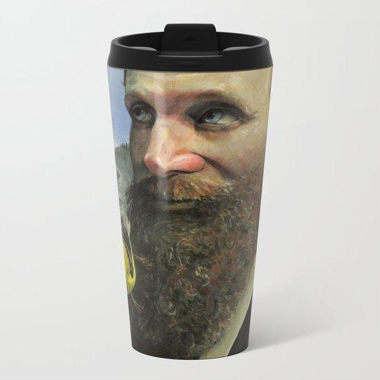 John Muir Metal Travel Mug