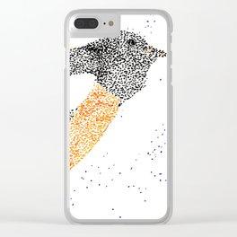 bird I Clear iPhone Case