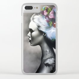 The awakening Clear iPhone Case