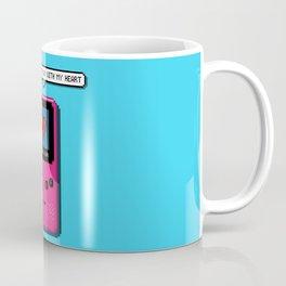 Don't Play With My Heart Coffee Mug