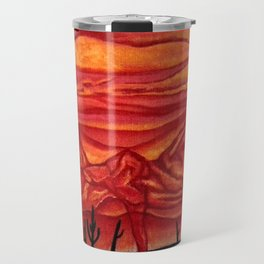 Camelback Mountain Phoenix, AZ Travel Mug