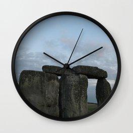 Mysteries Wall Clock