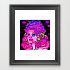 High Fructose Overdose Framed Art Print
