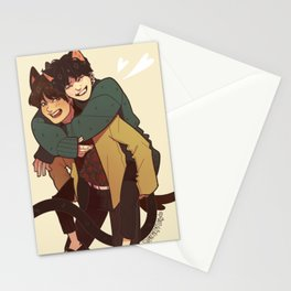 We Going For A Ride Stationery Cards