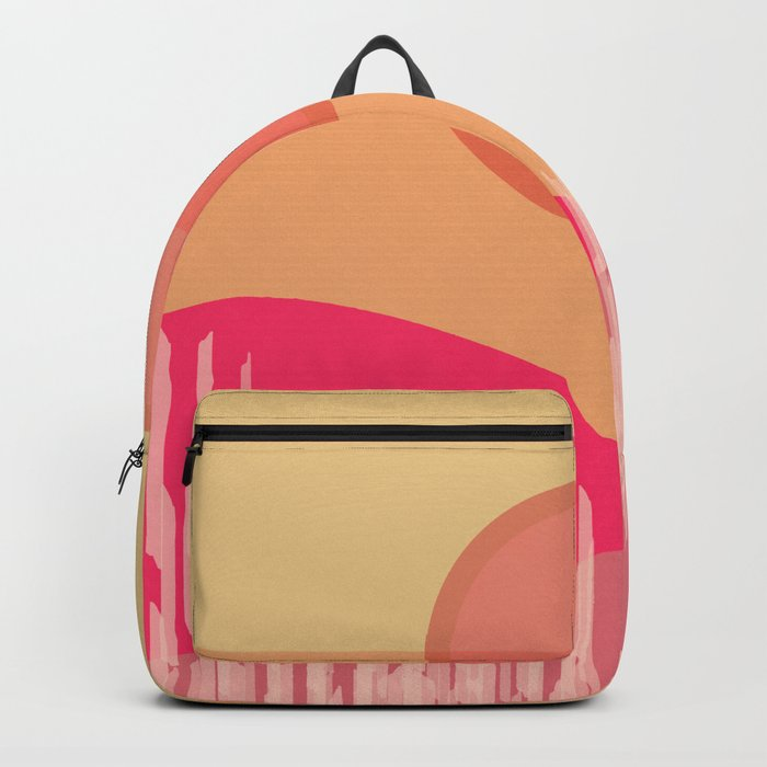 Summer Time 6 Backpack