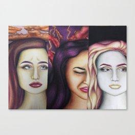 Rotten Canvas Print