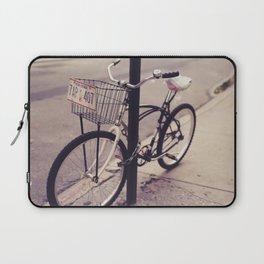 Bicycles of New York City Laptop Sleeve