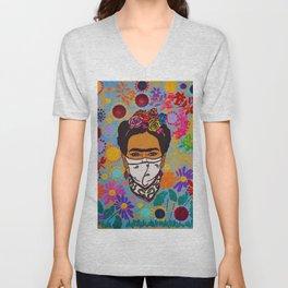 Viva La Frida! Unisex V-Neck