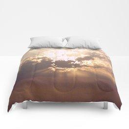 Beautiful Hell Comforters