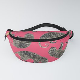 Bengal Tiger pattern Fanny Pack