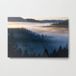 Elkhorn Mountain Wilderness Metal Print