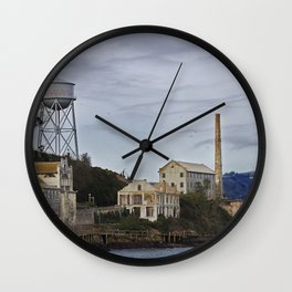 The Rock Wall Clock