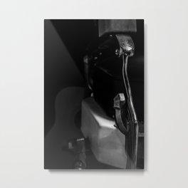 the chair Metal Print