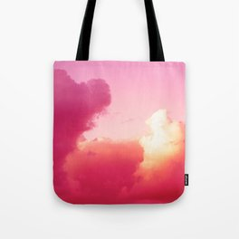 The battle of the light and shadow Tote Bag