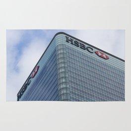 HSBC Tower London Rug